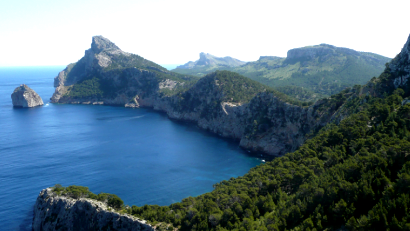 Formentor, a nice place to visit